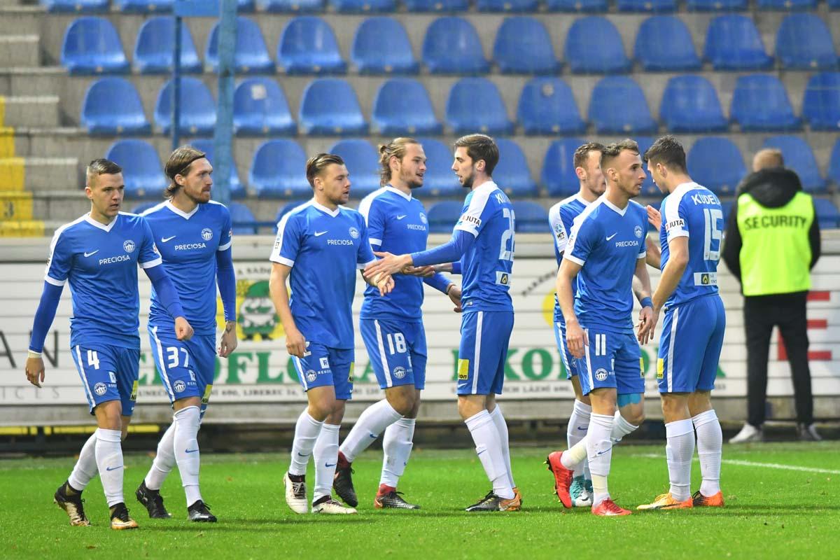 Spielbericht: Mit einem 2:1 gegen Baník Ostrava sind wir wieder zurück auf der Erfolgsspur!