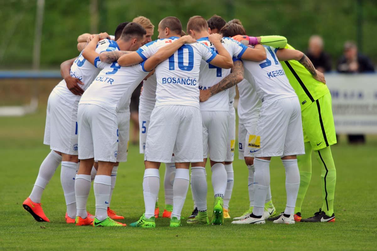 Auch unser A-Team konnte Hradec Králove nicht standhalten und verlor 2:3