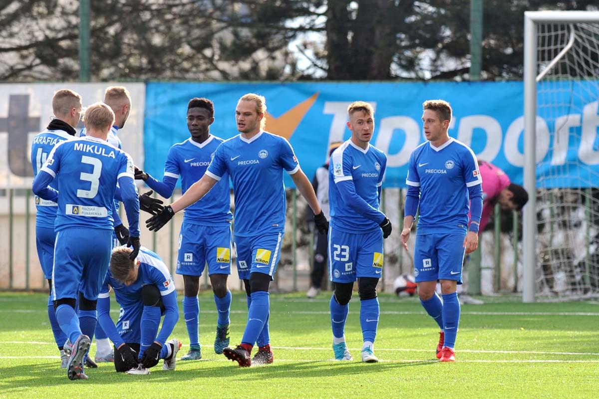 Video und Spielstatistik vom 1:1 gegen die Wiener Austria im ersten Test auf Zypern