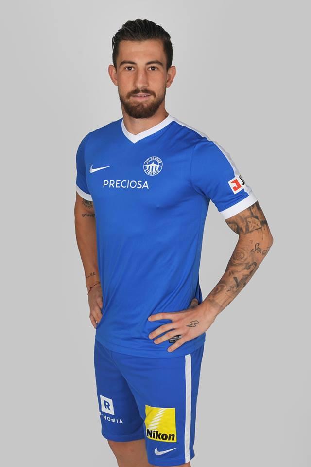 Er ist neu in Liberec, aber dennoch bekannt!