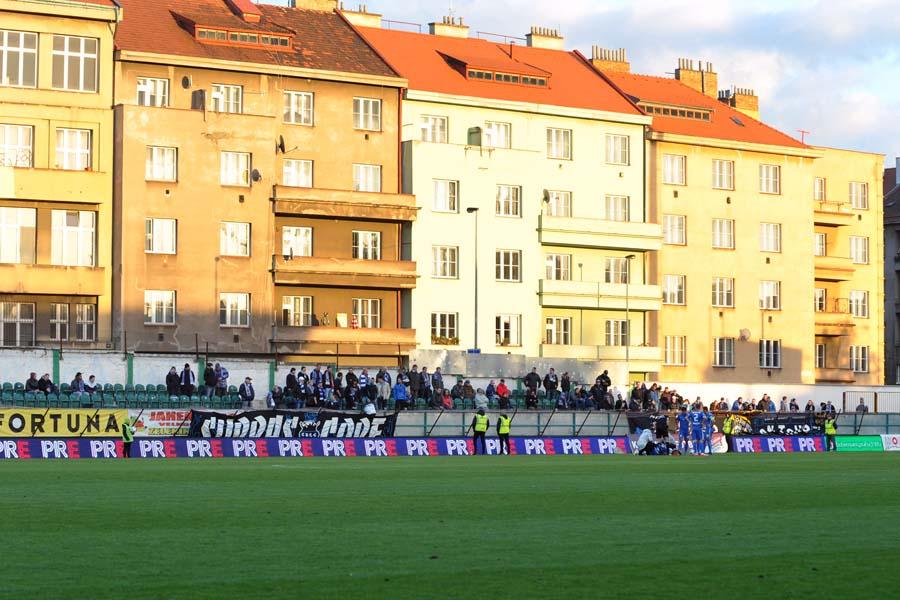 Letztes Auswärtsspiel des Jahres bei Bohemians Prag