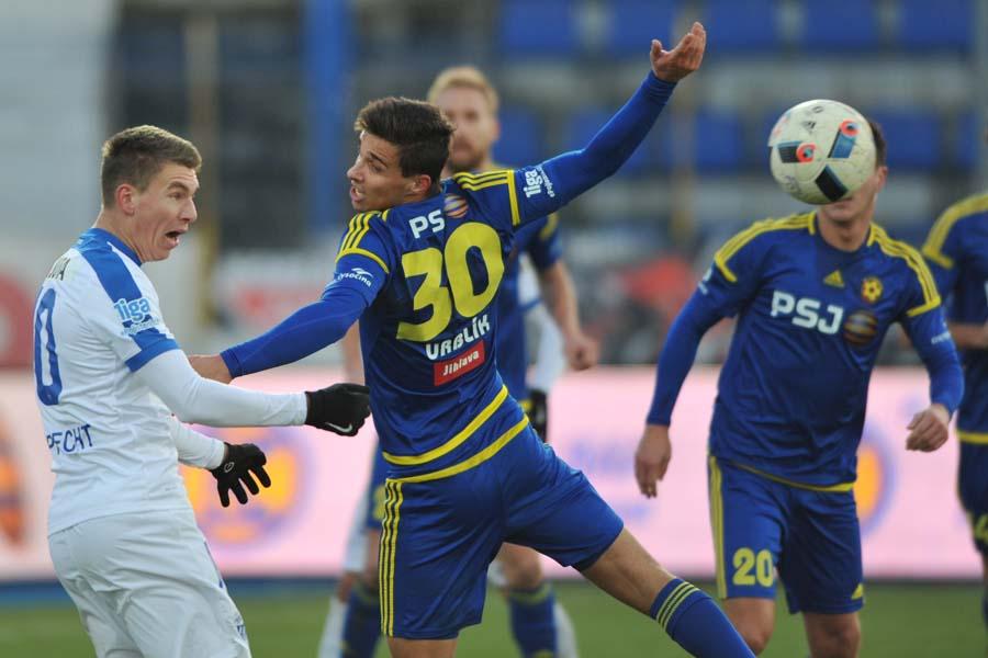 Müde Liberecer unterliegen nach zwei schweren Spielen - 1:3 beim FC Vysočina Jihlava