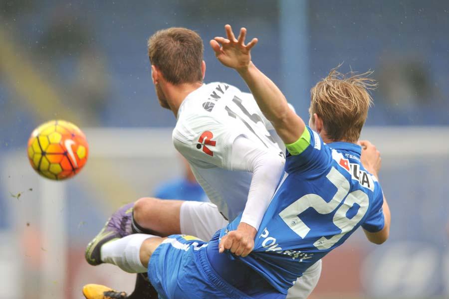Spielbericht: 1:2-Niederlage bei Sigma Olomouc nach zwei Defensiv-Fehlern