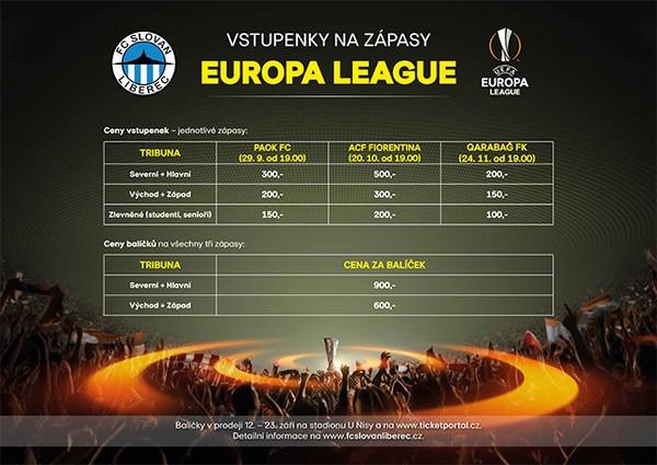 Ticketinfos für die Europa League