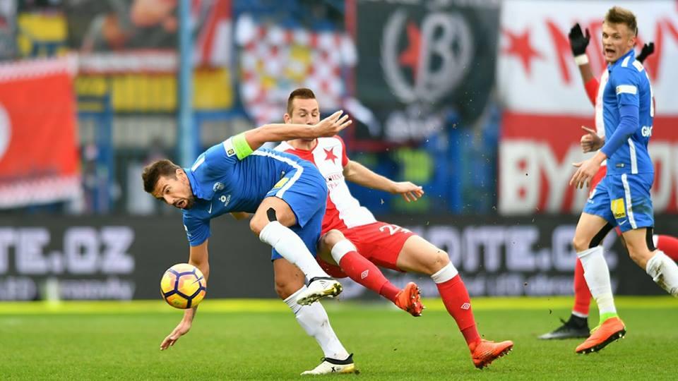 Kämpferischer Punktgewinn mit sehr viel Glück, denn Slavia traff drei Mal das Aluminium